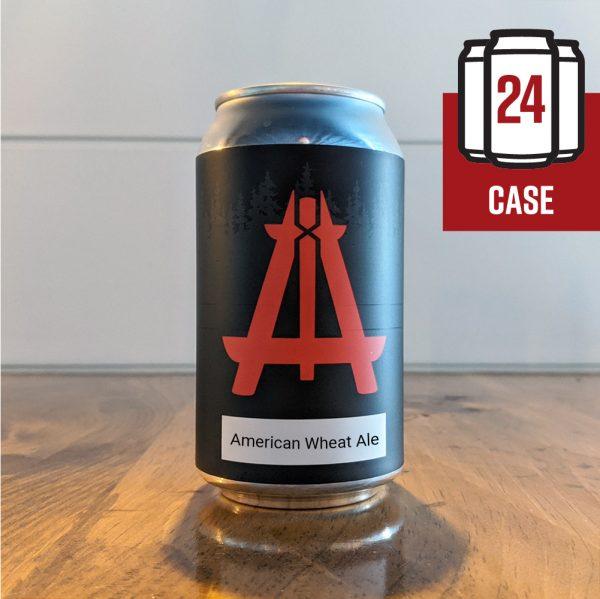 Canvas American Wheat Ale Case