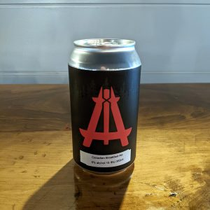 Canvas Canadian Breakfast Ale